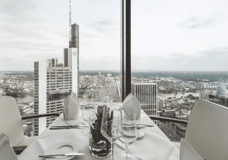 Dining in Frankfurt